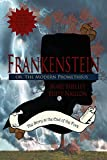 download ebook frankenstein, or the modern prometheus (original uncensored 1818 version): food in literature and culture edition [annotated & unabridged] (the story at the end of the fork series book 2) pdf epub