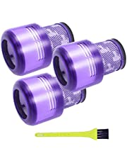 Ilovelife 3 Pack Filter Replacements Kit for Dyson V11 Filters Cyclone Series,Dyson V11 Absolute,Dyson V11 Animal, Total Clean Vacuum