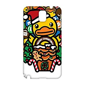 Fortune Merry Christmas little duck Phone case for Samsung Galaxy note3