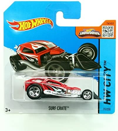 Short Card Caja de cartón Corto (071/250) Hot Wheels 2015 HW City ...