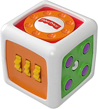 Fisher-Price Colorful Fidget Cube