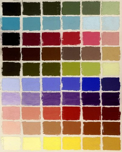 Terry Ludwig Soft Pastels- 60 Color Maggie Price Set by Ludwig