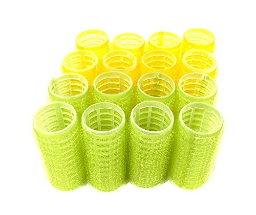 Medium Size Self Grip Hair Rollers Pro Salon Hairdressing Curlers by HAIR ROLLERS (Image #6)