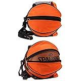Aprettysunny 1Pc Shoulder Soccer Ball Bags Carry Football Kits Volleyball Basketball Bag Training Black