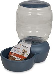 Petmate Replendish Feeder with Microban Automatic Cat and Dog Feeder 4 Sizes Available