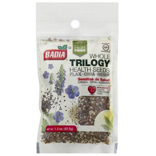 Badia Trilogy Health Seed Cello, 1.5 oz