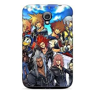 ColtonMorrill Samsung Galaxy S4 Scratch Protection Phone Cases Custom Nice Kingdom Hearts Skin [Ovc13533lddJ]