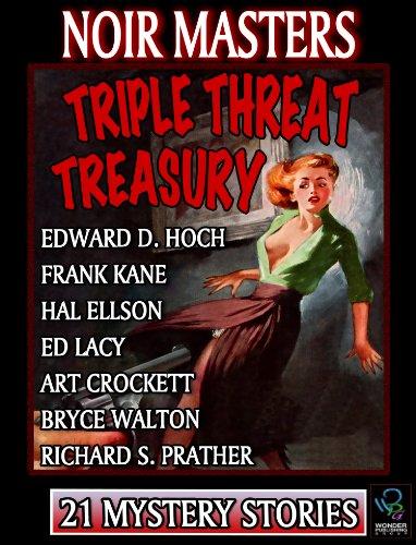 Noir Masters Triple Threat Treasury