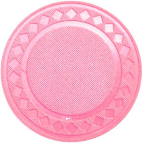 【訳あり】 50プラスチックダイヤモンドデザイン4グラムポーカーチップ(ピンク)   B0089473IG, 新見市:5ca71e63 --- ballyshannonshow.com
