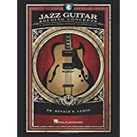 Jazz Guitar Soloing Concepts - A Pentatonic Modal Approach To Improvisation