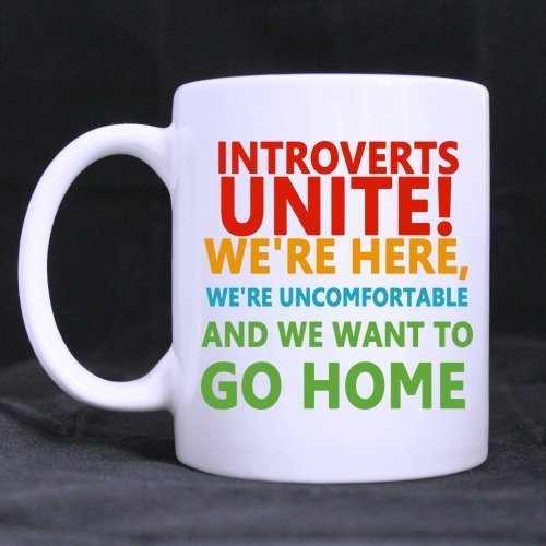 INTROVERTS UNCOMFORTABLE Pattern Classic Material product image