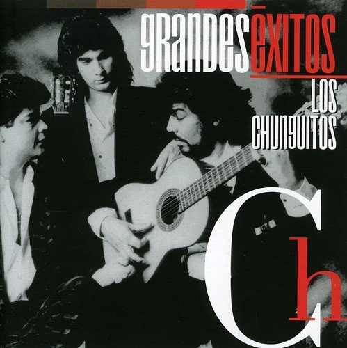 CD : Los Chunguitos - Grandes Exitos (CD)