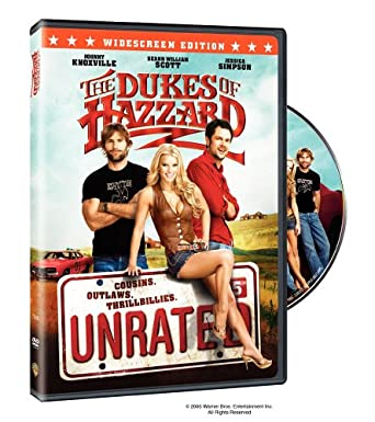 Dukes of hazzard unrated nude scene with