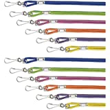 Click to open expanded view Champion Sports Champion Neon Nylon Whistle Lanyards (12 Per Card)