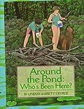 Around the Pond, Lindsay Barrett George, 0688143776