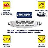 Divoti Custom Engraved Medical Alert Bracelets