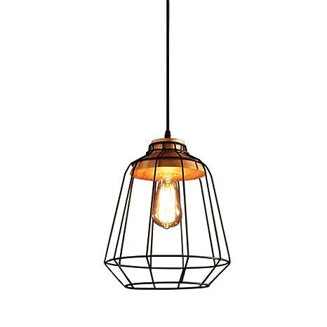 Amazon.com: TopDeng - Lámpara de techo con lámpara colgante ...