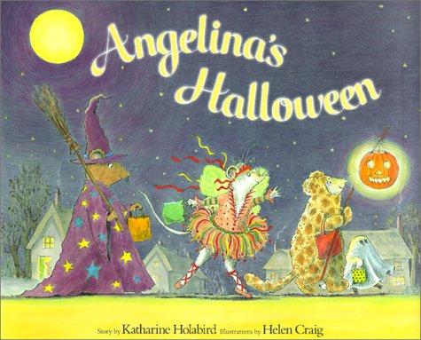 Angelina's Halloween (Angelina Ballerina)]()