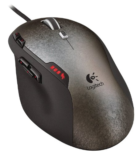 Logitech G500 Programmable Gaming Mouse( - Logitech Memory Shopping Results