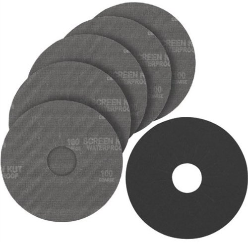 UPC 885911097840, PORTER-CABLE 79150-25 9-Inch 150G Hook and Loop Abrasive Disc (25-Pack)