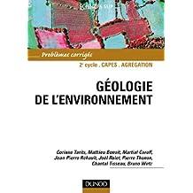 GEOLOGIE DE L'ENVIRONNEMENT : METHODES ETUDES DE CAS ET GLOSSAIRE