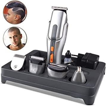 maquinas de cortar el pelo profesionalesCortapelos para hombres, afeitadora de carga Corte de cabello Limpieza esencial para bebés para hombres y uso familiar: Amazon.es: Salud y cuidado personal