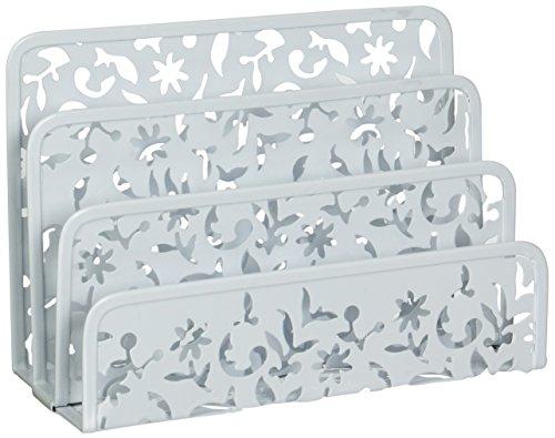 Envelope Holder - Design Ideas Vinea Letter Holder, White
