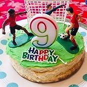 Amazon.com: Juego de decoración para pasteles con ...