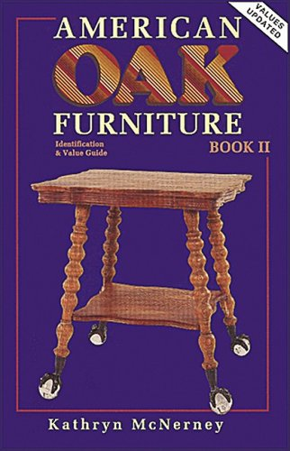 American Oak Furniture Idenditfication & Value Guide, Book II