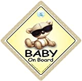 Baby on Board Autoschild, Schild, Baby on Board, Aufkleber, Autosticker