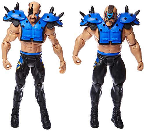WWE Battle Pack Series #34: the Road Warriors Animal vs. Hawk Action Figures (2-Pack)