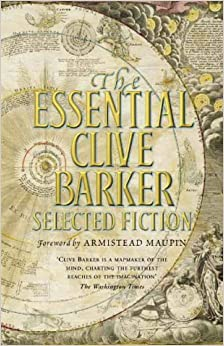 Book The Essential Clive Barker
