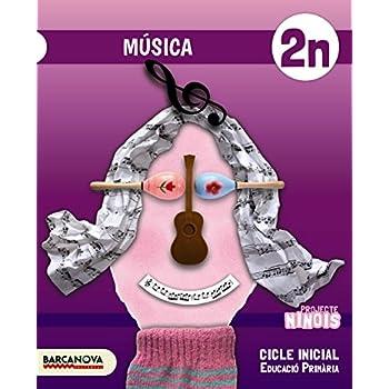 Ninois 2n CI. Música. Llibre de l ' alumne (Materials Educatius - Cicle Inicial - Música) - 9788448935962