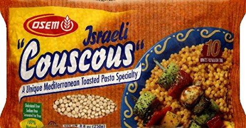 Osem, Couscous, Toasted, Israeli, 24/8.8 Oz by Osem