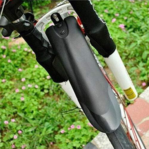Ecosway 2 Piezas Swallow Cola MTB Piezas Bicicleta Guardabarros Alas Bicicleta Defensa Delantero Trasero