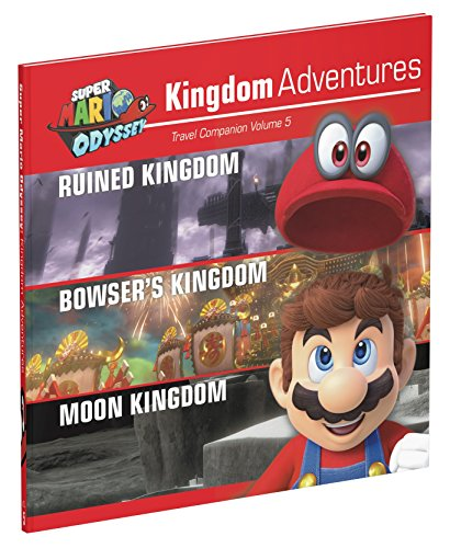 Super Mario Odyssey: Kingdom Adventures, Vol. 5 ()