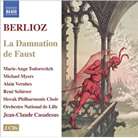 A Skimpy revival of counterpoint in Berlioz: Damnation De Faust (La) (The Damnation Of Faust)