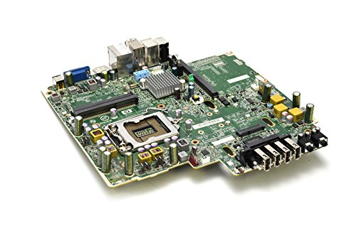 HP 611836-001 Genuine OEM Compaq 8200 Elite Ultra Small Form Factor USFF Motherboard Main System Logic Board CPU Processor Socket 115XLM 611800-000 611799-002