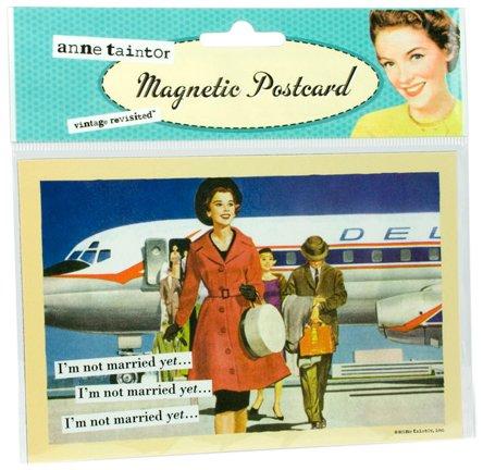 Postcard Vintage Airline - 8