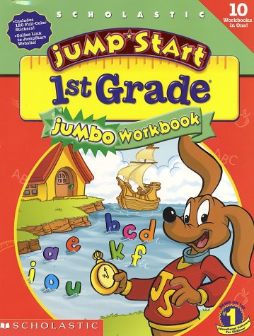 Download Jumpstart 1st Gr: Jumbo Workbook ebook