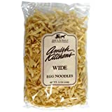 Amish Kitchens Home-Style Egg Noodles, 12-Ounce Bags (Pack of 12)