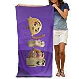 Annabelle Sausages Beach Towels