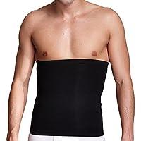 Pixnor Men' Slimming Belt Beer Belly Body Shaper Belt Abdomen Shaper Size M