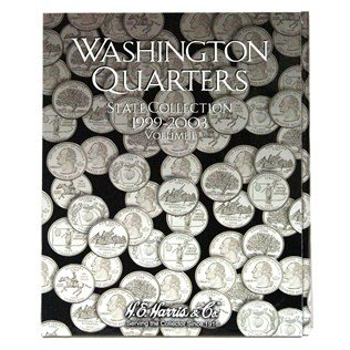 State Series Quarters 1999-2003 Volume I Folder
