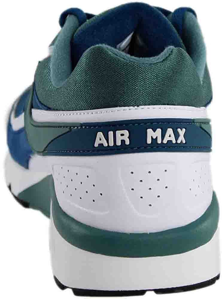 273cedc5c2 Amazon.com | Nike Men's Air Max BW OG Grey Jade/white 819522-401 | Fashion  Sneakers