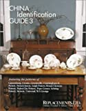 China Identification Guide 3 - Canonsburg, Paden City Pottery, Pope Gosser, Sebring Pottery, W. S. George, etc.