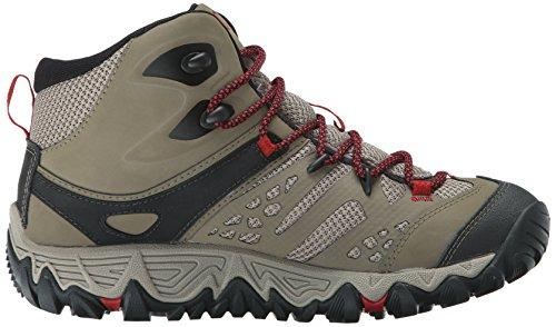 Todos trekking la Blaze Vent impermeables Brown Merrell zapatos Mediados de de calle a TvZWnd