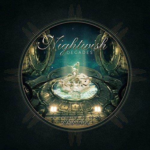 CD : Nightwish - Decades (United Kingdom - Import)