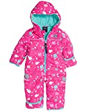 molehill Bunting Suit, Frosty Pink, 12 Months