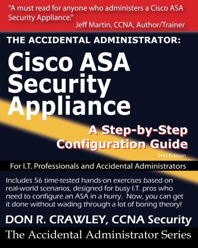 Firewall Configuration (The Accidental Administrator:  Cisco ASA Security Appliance: A Step-by-Step Configuration Guide)